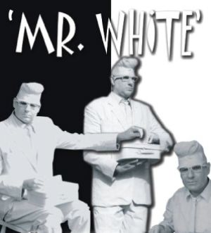Mr White - Street Entertainment