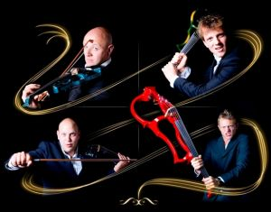 Stringfever - Unusual Cabaret Act - Private or Corporate Hire