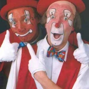 Traditional Clown Entertainers