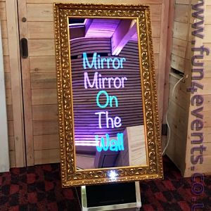 Magic Selfie Mirror Hire - Selfie Mirror Hire - Interactive Entertainment