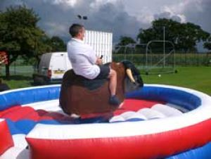 Rodeo Bull / Bucking Bronco - Event Hire