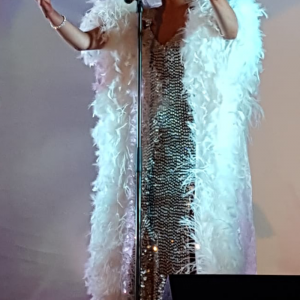 Shirley Bassey Tribute Performer - Surely Bassey - Live Singer