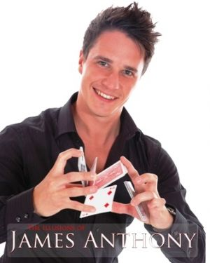 James Anthony - Close Up Magician