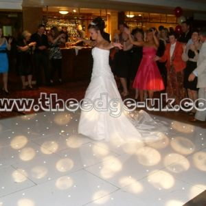 Starlight Dancefloor Hire - LED Flooring - Wedding Hire - Corporate Events - Private Hire