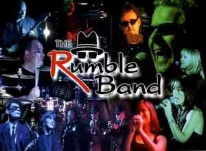 Motown Band - The Rumble Band