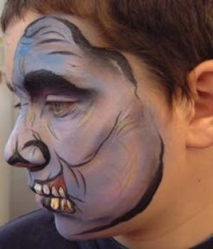 Corporate Face Painters across the UK