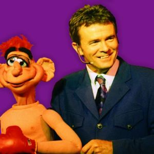 Jimmy Tamley - Ventriloquist