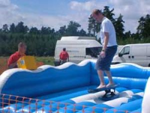 Surf Board Simulator - Inflatable Simulator - Fun Event