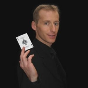 Brett Sirrell Close Up Magician