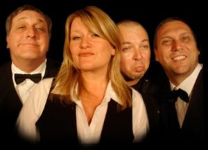 Spanner in the Works - Comedy Waiter Group - Funny Entertainment