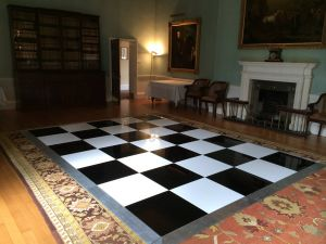Black & White Dancefloor Hire