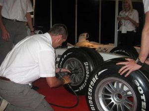 Full Size F1 Pit Stop Challenge & Team Building