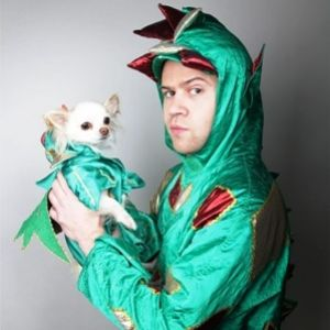 Piff The Magic Dragon - Award Winning Comedian - Cabaret Magic