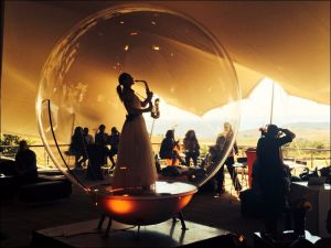 Music in The Bubble