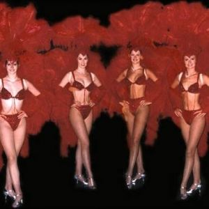 Cabaret Dance Shows & Dancers for Events