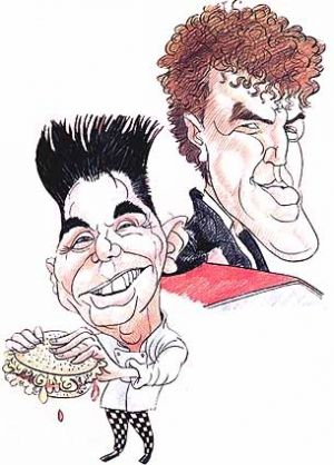 Steve Garner - Top Class Caricaturist - Corporate & Private Events
