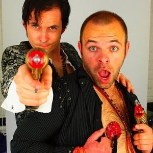 Ray Guns Look Real Enough - Comedy Musical Cabaret