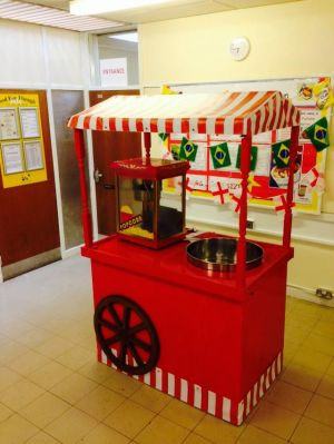 Fun Food Cart Hire
