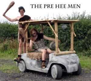 The Pre Hee Men - Mix and Mingle - Walkabout Entertainment