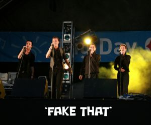Take That - Tribute Group - Live Vocals - Event Hire