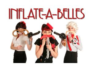Balloon twisters - Inflate-a-belles