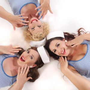 The Rockabellas - Andrews Sisters Style Act