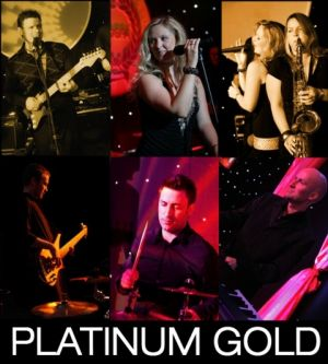 Platinum Gold - Live Band - Party Band