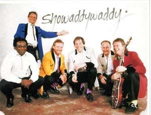 Showaddywaddy - Live Act - Headline Act - Rock & Roll Act